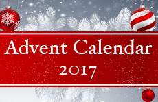 The Advent Calendar 2017 - Every day a fantastic present!